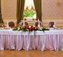 Свадьба Дмитрия и Александры в ресторане PrimaVera.