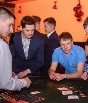 Вечеринка «Великий Гэтсби» для компании «Молга», в банкетном зале «Арена Олимп».