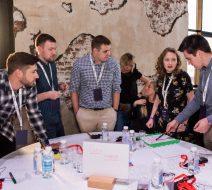 Стратегическая сессия модного интернет-магазина.
