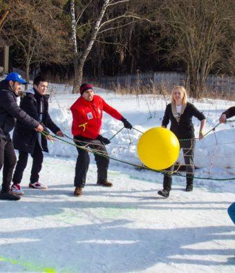 Зимние НеОлимпийские игры компании