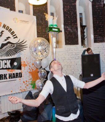 Рок-вечеринка в Лофте