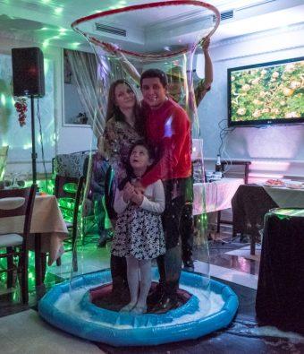 Вечеринка «Вокруг света»